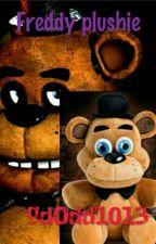 Freddy plushie by gdodd1013