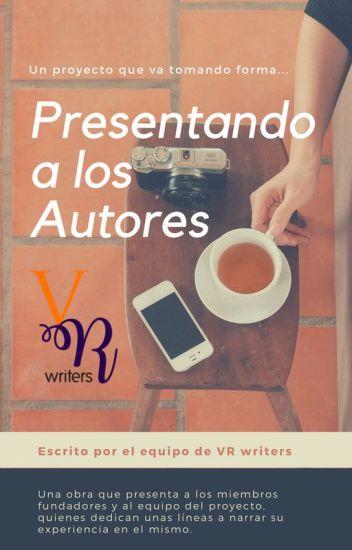 Autores de VR writers