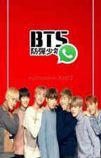 BTS WHATSAPP by blackpink_lisa123