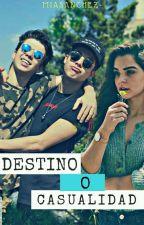 Destino o Casualidad|| Jan Carlo Bautista by MiaSanchez-