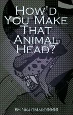 How I made my first fursuit head  by NightMare6666