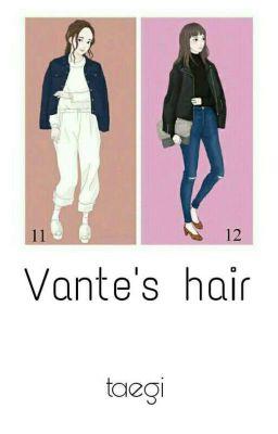 taegi | tóc của Vante