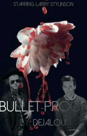 Bullet Proof •L.S• by dejalou