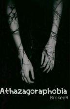 Athazagoraphobia ~ Drarry by BrokenR