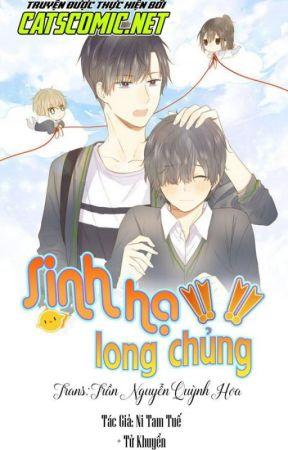 [TRUYỆN TRANH ĐAM MỸ] Sinh Hạ Long Chủng by MinaChoiii