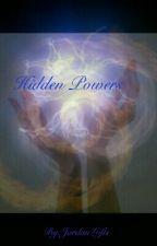 Hidden Powers by JordanLofts