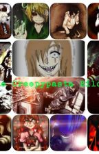 Meine Creepypasta Bilder by Dragonfans