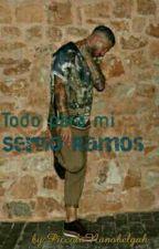 Todo para mi~Sergio Ramos by PiccoloNanoBelgah