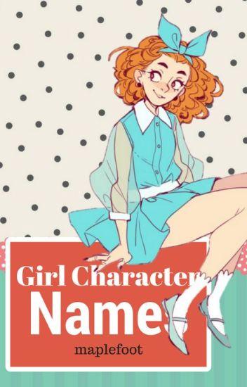Girl Character Names