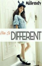 She Is Different by nfitriani924