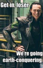 Avengers If Loki Won by Cerberous10