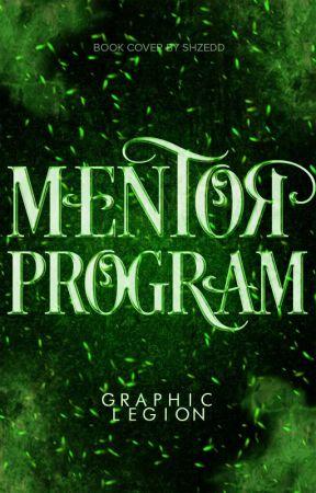 Mentor Program by GraphicLegion