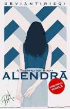 ALENDRA by redbluezz