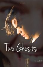 Two Ghosts by LoveMyHazz