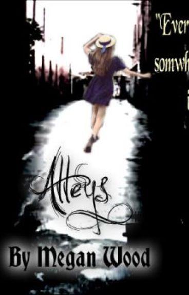 Alleys by Authormegmeg
