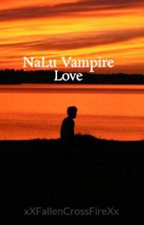 NaLu Vampire Love by xXFallenCrossFireXx