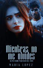 MIENTRAS NO ME OLVIDES, NO ME HABRÉ MARCHADO DEL TODO || MARCO ASENSIO by MariaL2022