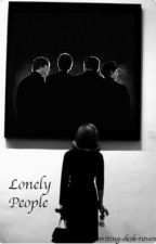 Lonely People by writing-desk-raven