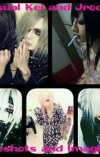 Visual Kei and J-Rock Oneshots and Imagines (Possible Requests) by hellyeahharuhi