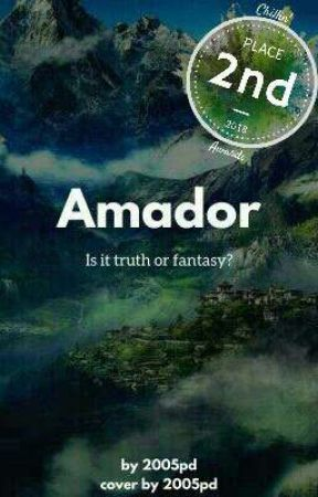 Amador  | Is It Truth Or Fantasy? | by 2005pd