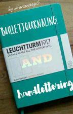 bulletjournaling and handlettering by Hananasje5