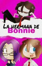 La Hermana De Bonnie (Freddy/Fred y tu)  by Vane_Lup