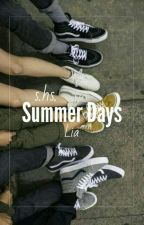 Summer Days ;; s.hs. by LiaAvenue
