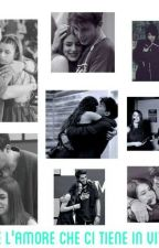 È l'amore che ci tiene in vita by tiavreivolutodire01