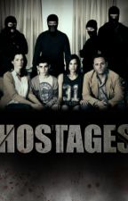 The Hostages by Mkr048