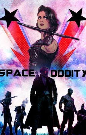 Space Oddity [Peter Quill - Guardians of the Galaxy] by loraeofjakku
