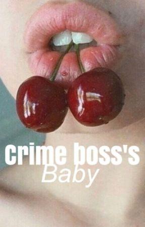 Crime boss's baby  (interracial) by gottahidemyidenity