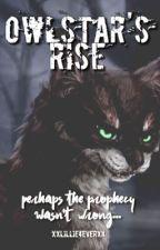 Owlstar's Rise [Warrior Cats Fanfiction] by xXLillie4EverXx