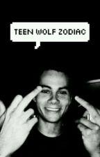 Teen Wolf Zodiac by daydreamdaydream-