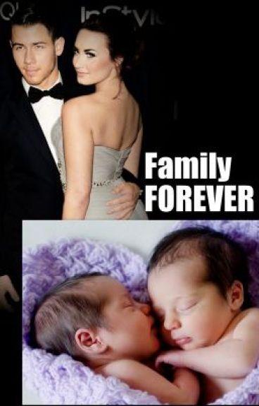 Family Forever (Book 5 in Nemi Forever series)