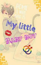My little baby boy by COLORL3SS1CH1KO