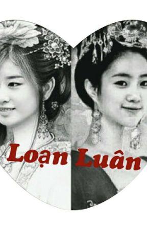 Loạn Luân Thời Cổ Đại - EunYeon by peha1989