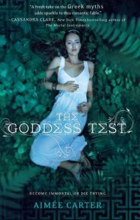The Goddess Test #1 by Broken_Doll11