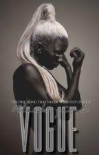 Black Girl Vogue by swankyspice