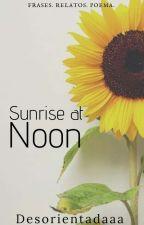 Sunrise At Noon.  by Desorientadaaa
