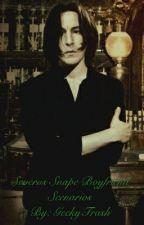 Severus Snape Boyfriend Scenarios by GeekyTrash