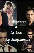 Dangerous & In Love (Brendon Urie x Reader) by panicatthenerds