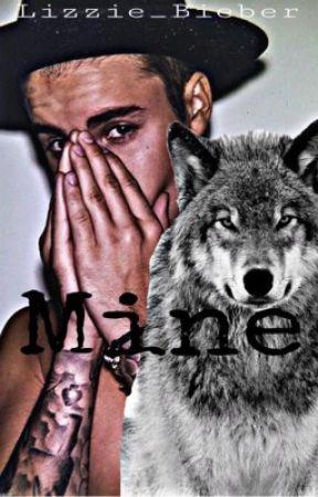 Mine (A Justin Bieber x reader au Werewolf Story) by lizzie_Bieber