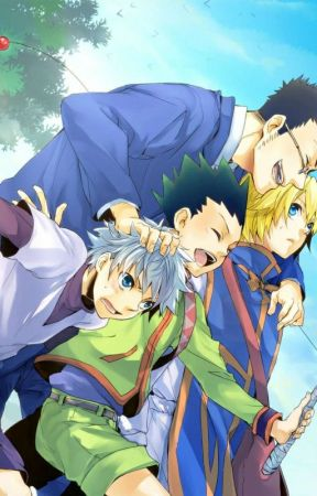 Ready Set GO! (HxH Fanfic) by Animeworld21227
