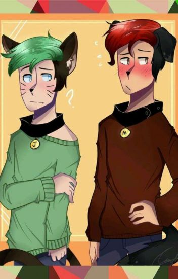 Neko And Inu (septiplier Smut)