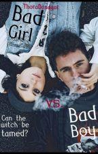 Bad Girl vs. Bad Boy by ThoraDesaga1