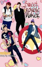 Sweet Trouble Maker  by reijung9
