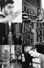 New York|Ziall by acrossthestvrs