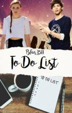 TO DO List (1D/Louis Tomlinson) by Blair_1511