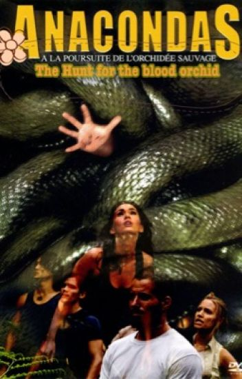 Anaconda: The hunt for the blood orchid