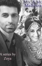 Mrs. & Mr. Shravan Malhotra by orion623